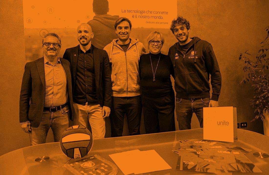 Unite AN Pallanuoto Brescia sponsor